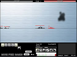 Black Navy War 2 game