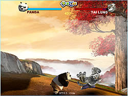 Game Kung Fu Panda Death Match