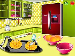 Permainan Fruit Smoothie