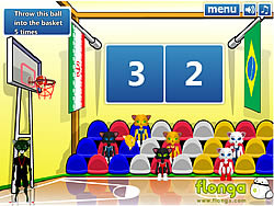 Game World Basketball Championship
