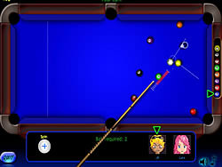 Game Billiard Blitz 3 Nine Ball