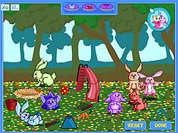 Cute Bunny Farm