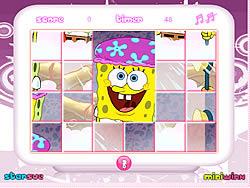 Spongebob Mix-Up oyunu