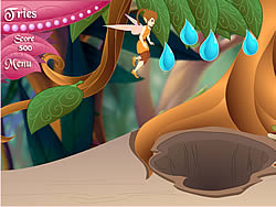 Trouble In Pixie Hollow game