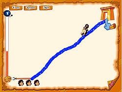 Alladin's A-maze-ing Map game