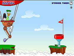 Skylinks game