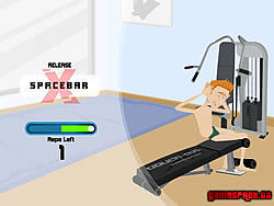 Jouer au jeu gratuit Ultimate Douchebag Workout