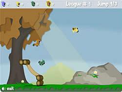 Permainan Rodent Tree Jump