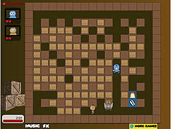 Bomberchamp لعبة