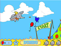 Dumbo's Great Race