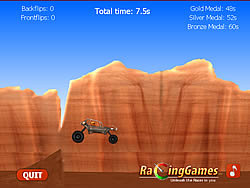 Desert Buggy jogo