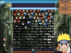 Game Naruto Bubbles