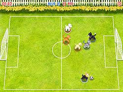 Pet Futbol Maçı