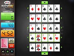 Game Quickfire Poker