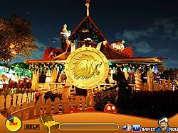 Treasure Hunt - Halloween Night