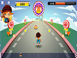 Dulce Patinaje game