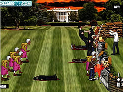 Game Obama Versus Zombies