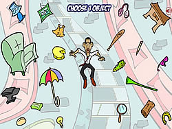 Game Obama In Wonderland