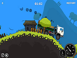 Game Kamaz Delivery 3
