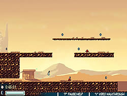 Ray Ardent Science Ninja игра