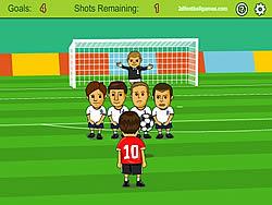 Free Kick Specialist game
