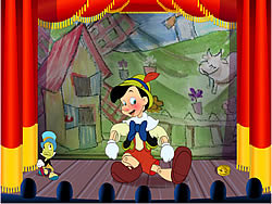 Game Pinocchio Puppet Theater