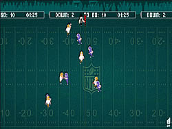 NFL Rush 2 Minute Drill game