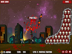 Game Flaming Zombooka 2