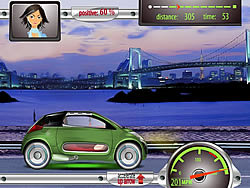 Juega al juego gratis Boost Up Your Car