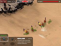 Desert Moon παιχνίδι