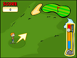Putt & Play game