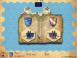 Jogar jogo grátis Medieval Wars