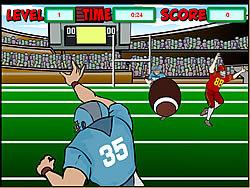 Game Quarterback Challenge