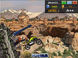 Game ATV Blitz