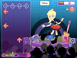 Polly Pocket Show game