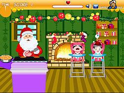 Game Santa's Cook
