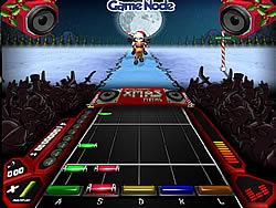 無料ゲームのSanta Rockstar: Metal Xmas 3をプレイ