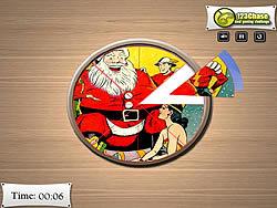 Jogar jogo grátis Pic Tart - Santa Claus