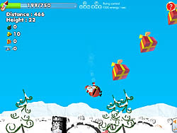 Game Santa Can Fly