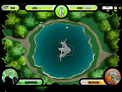 Играть бесплатно в игру Ben 10 Kraken Attack