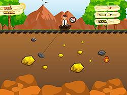 Game Ben 10 Gold Miner