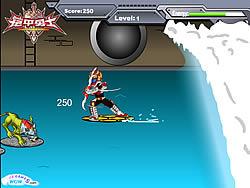 Armor Hero Water Pursuit game