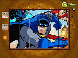 Game Spin N Set - Batman Brave