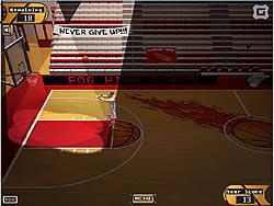 FOG Basketball Shots game