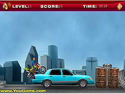 Star Stunt Biker game