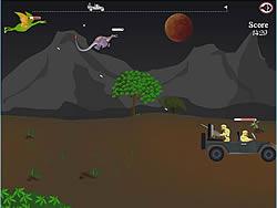 Jurassic Escape game