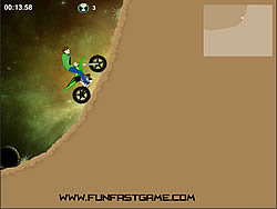 Game Ben 10 Ultimate Motor