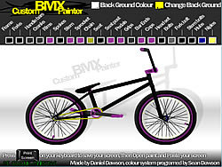 Custom BMX Painter игра