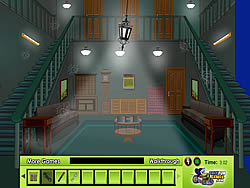 Jouer au jeu gratuit Haunted House Escape