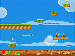 Mario Zone game